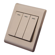 Pakistan Style Accessories Electrical Wall Switch Socket With CE