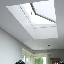 Top quality low-e glass house window skylight roof design