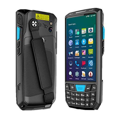 Industrial android handheld 4G wireless mobile PDA for inventory