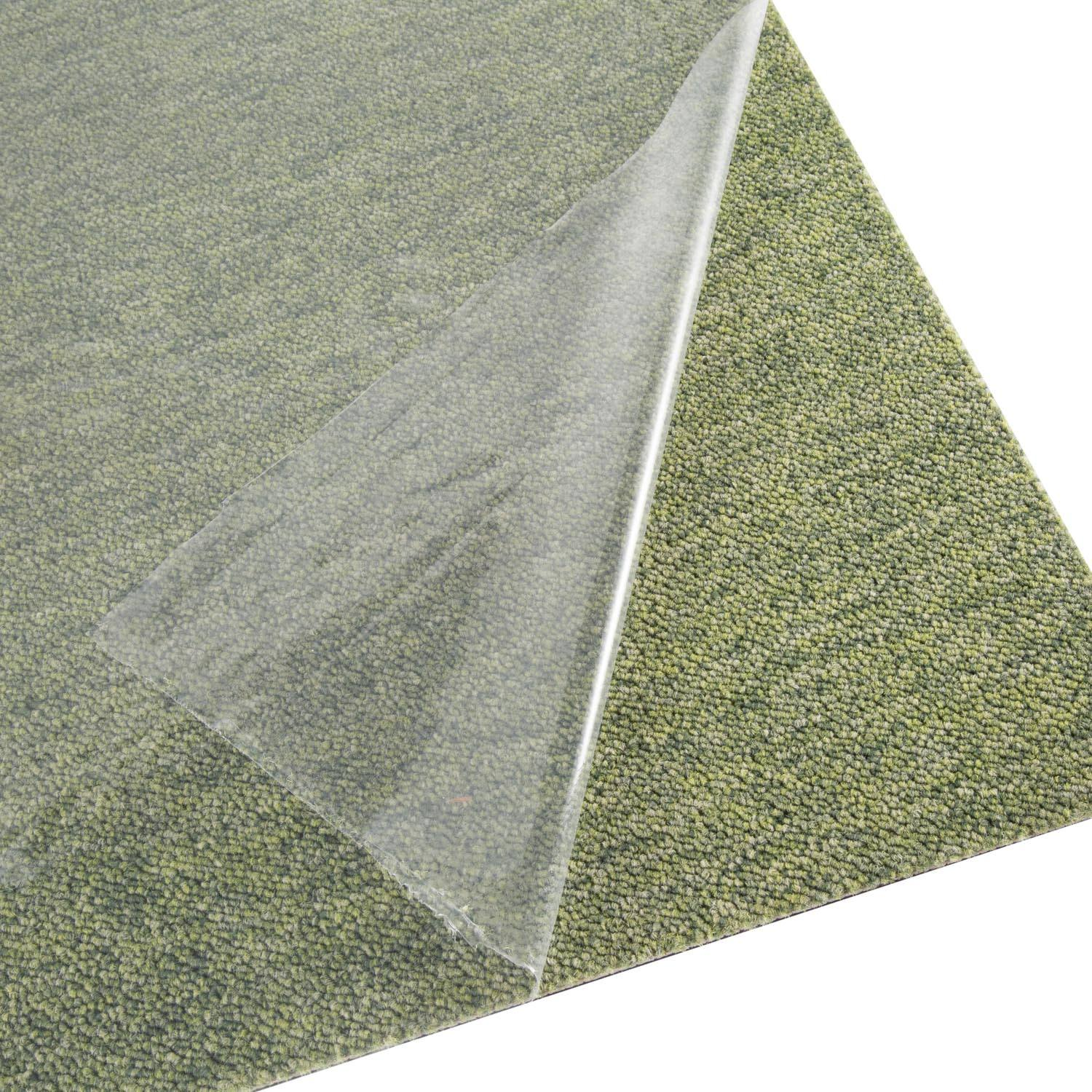 PE Adhesive Protection Film Anti -scratch Carpet Protector Film SH50TR