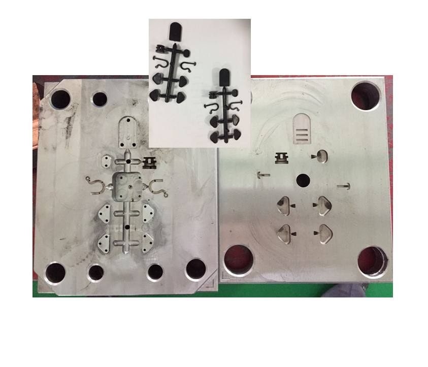China mold making factory moulds plastic injection mold design , R&D , production