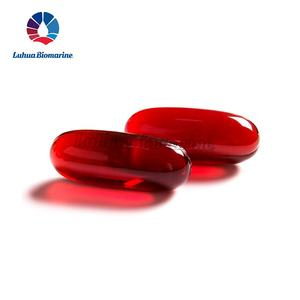 The best quality supplement softgel  1000mg pure krill oil softgel