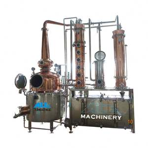 Ace Home Distillerie Rum Distillery Equipment Industrial Alcohol Rose Water Distiller Machine Factory Price