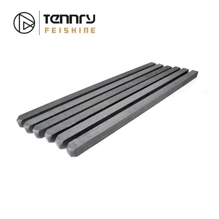 High Pure Lubricated Molded Graphite Rod Supplier