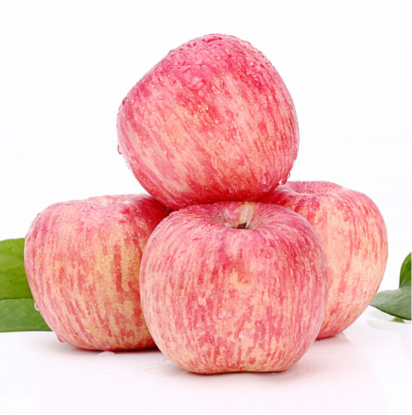 Export Grade 2019 New crop Fresh Red Fuji apple fruit honeycrisp