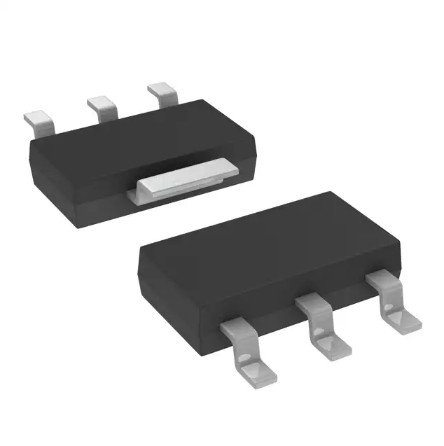 IC REG LINEAR 3.3V 1A SOT223 Integrated Circuits Linear Voltage Regulator NCP1117ST33T3G