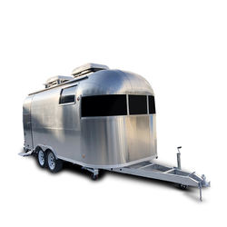 Silang Airstream trailer Mobile kitchen Food truck Food trailer