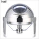 Hotel utensils food warmer stainless chafing dish roll top non electric fancy round chafing dish