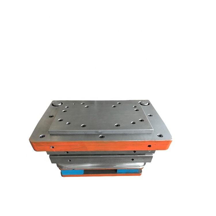 Aluminium Punch Cutting Mould With Design Serices Metal Stamping Die used for the home appliances part