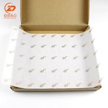 China Wholesale Gift Wrapping Packaging Tissue Paper Sheets For Packaging With Custom Logo