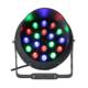 IP66 DMX Control China Cheap Led All Stage Lights 3in1 RGB Round Led Flood Light
