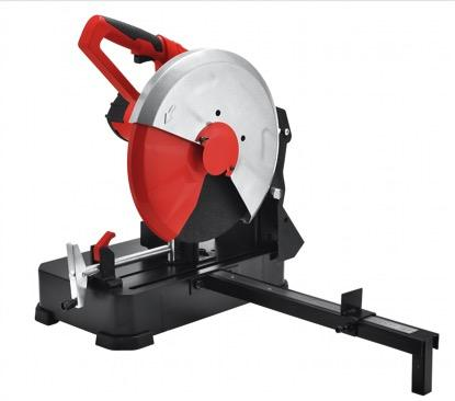 3000w high power chop saw heavy duty 355mm cut off machine for metal