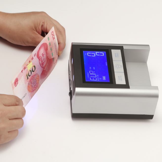 EC500 Multi Money detector , Banknote detector Accurate 100% detecting money ,more than 30 currency world wide