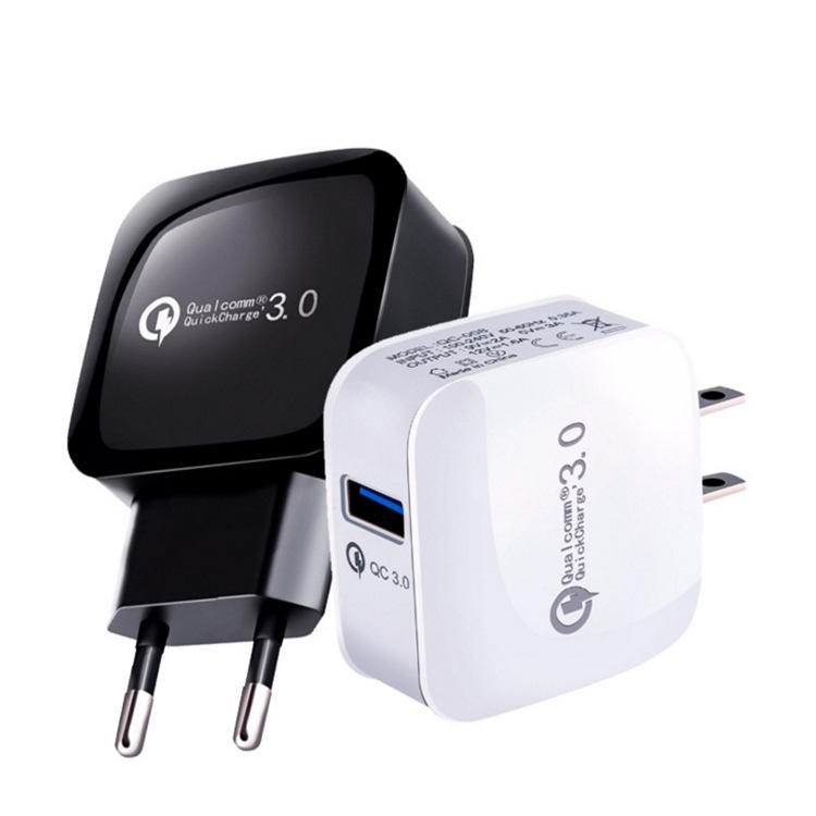 Fast Charging US EU AU stecker quick charge QC <span class=keywords><strong>3</strong></span>.0 USB reise <span class=keywords><strong>ladegerät</strong></span> USB Wall Charger OEM Home Charger