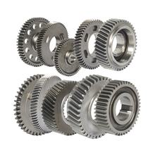 Customized Helical Teeth Alloy Steel crown and pinion gear