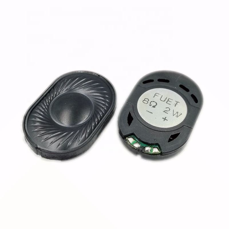 30*20mm 3020 8ohm 2watt Plastic Frame Good Sound Micro Speaker Small Speaker with Lead Wire Connector FUET