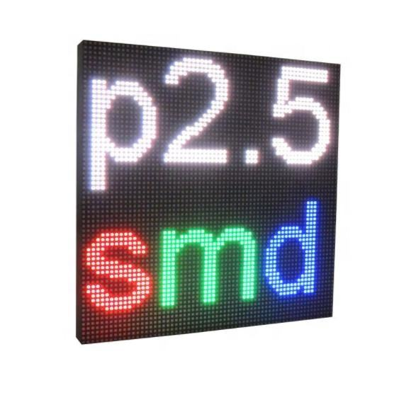 Bildschirm Led Modul Indoor Video Werbung Panel Digitale P2.5 Display Modul