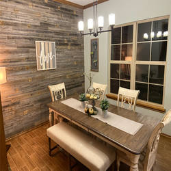 Barn Wood Style Paneling Wall planks