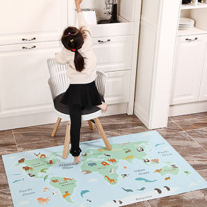 European REACH standard kids vinyl play mat