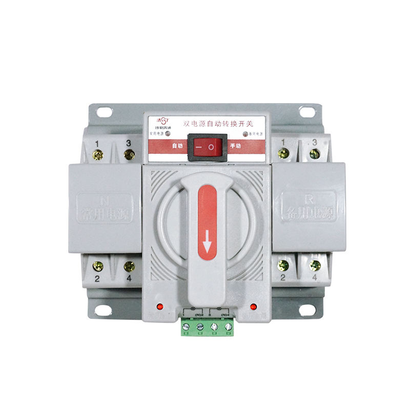 Chint Ats Elektrische 2/3/4 Pole 3 Fase Dual Power Autmomatic Omschakeling Transfer Switch