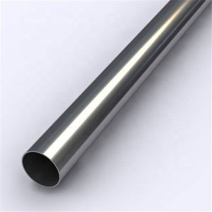 astm a554 410 tp347H welding pipe18 inch / aisi stainless precision fitness equipment sanitary steel welded tube