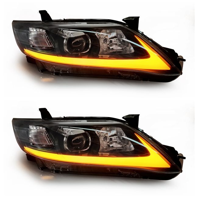 Vland Manufacturer LED Car Headlamp For Camry LED Headlight 2009-2011 For Waterproof Headlamp With Sequential Signal