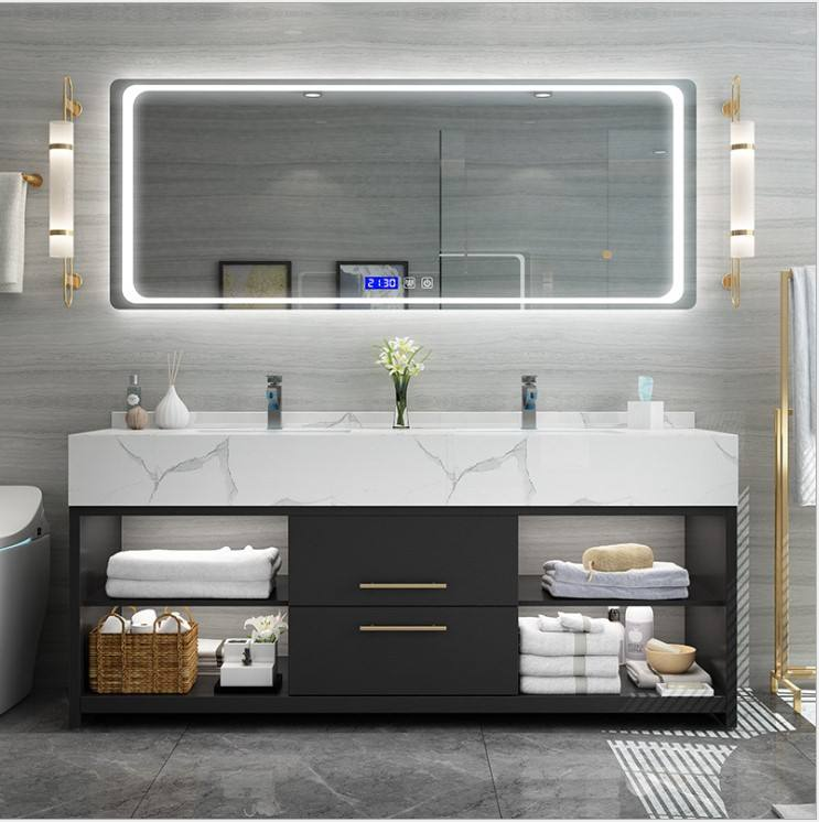 Hotel project design bathroom vanity unit