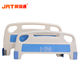 High Quality Hospital Furniture Manufacturers 2 Functions Two Cranks Manual Hospital Bed For Sale