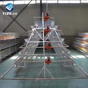 chicken layer cage for sale/wire mesh cage chicken layer/chicken cage plans
