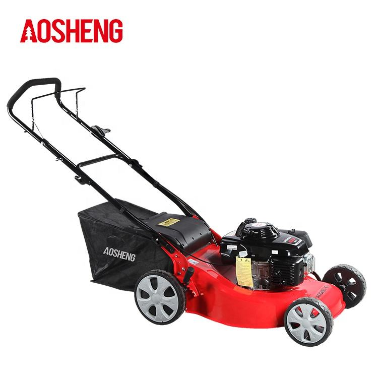 Garden Lawnmower tools 163cc Grass Cutter Lawnmower Gasoline Lawn mower