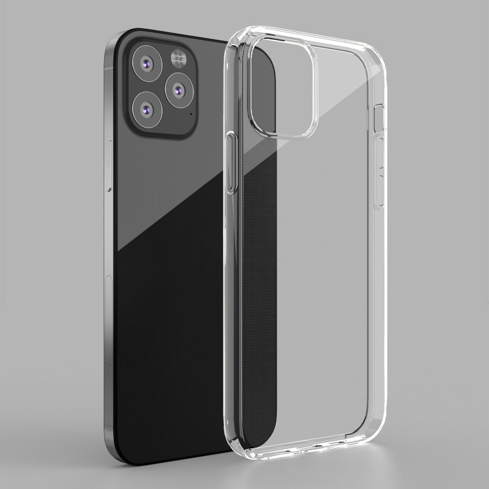 Free Sample For iphone 12 phone case shockproof transparent clear tpu phone case for iphone 11 pro max 2020 phone case soft