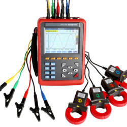 Electric Power Quality Analyzer Portable Power Tester GDPQ-5000