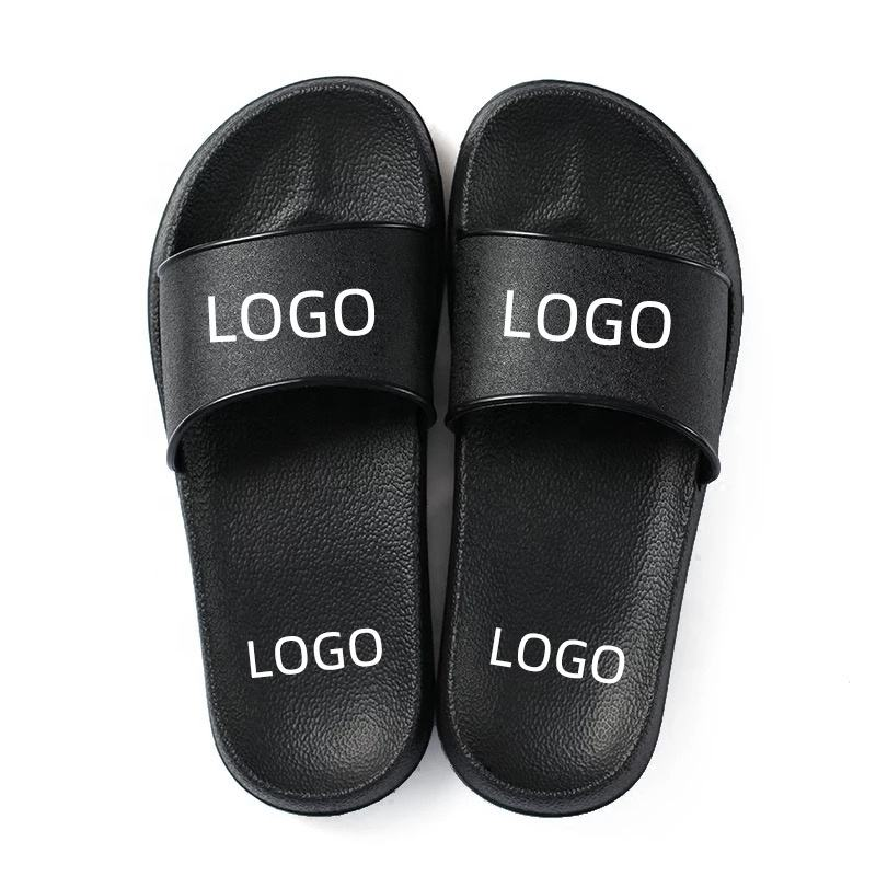 Nice Quality Fashion Neutral Sandal Custom Rubber Men's Slides Slipper Flat EVA Indoor And Outdoor Women Slipper