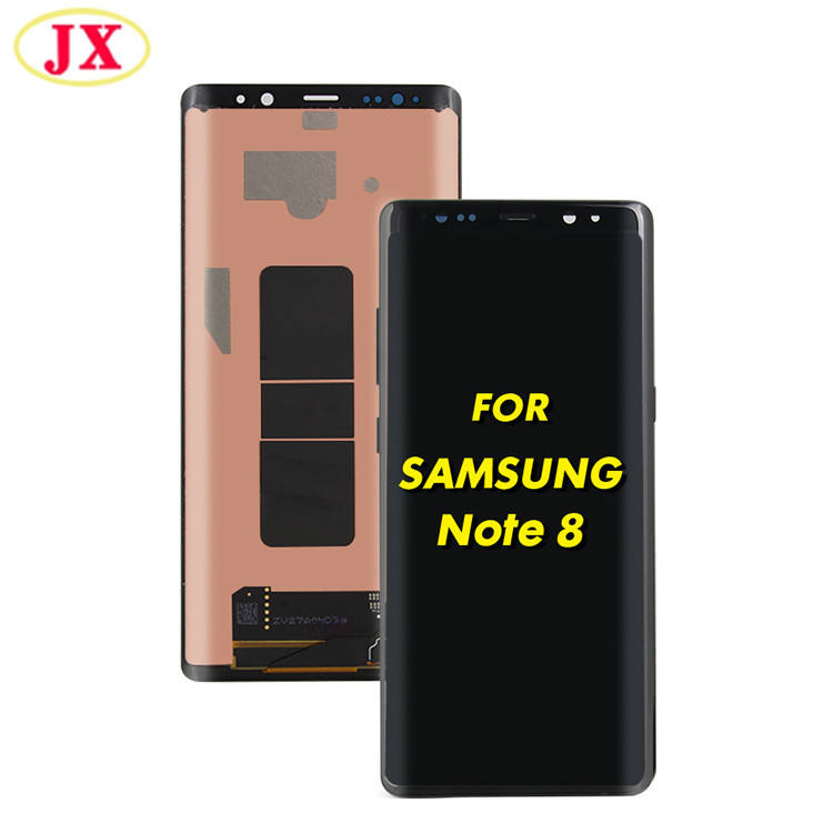 "New Original 6.3"" Super Amoled Display for SAMSUNG Galaxy Note 8 LCD N950 N950F LCD Display Touch Screen Replacement Parts"