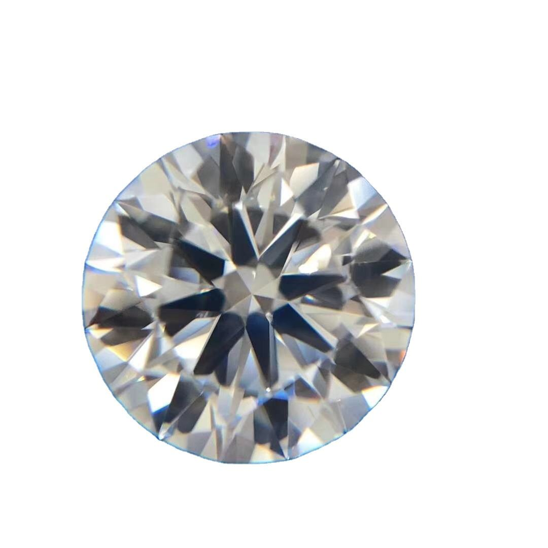 high quality genuine diamond for jewelry making GIA SI1 fancy brownish white 1.01ct natural loose diamond