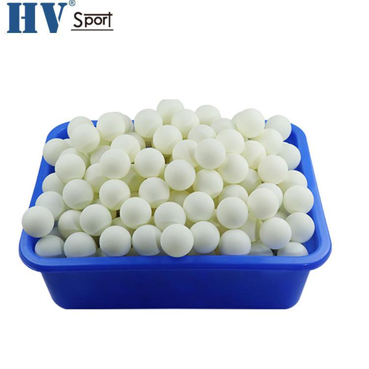 Promotionnel personnalisé balle de tennis de tableau de balles de ping-pong