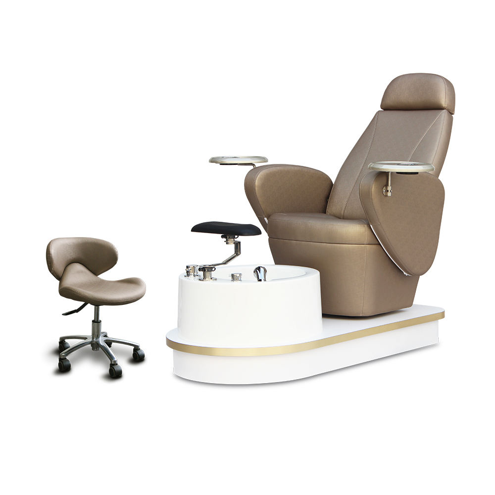 8610 New Popular Massager Salon Chair/Used Nail Salon Spa Massage Salon Chair