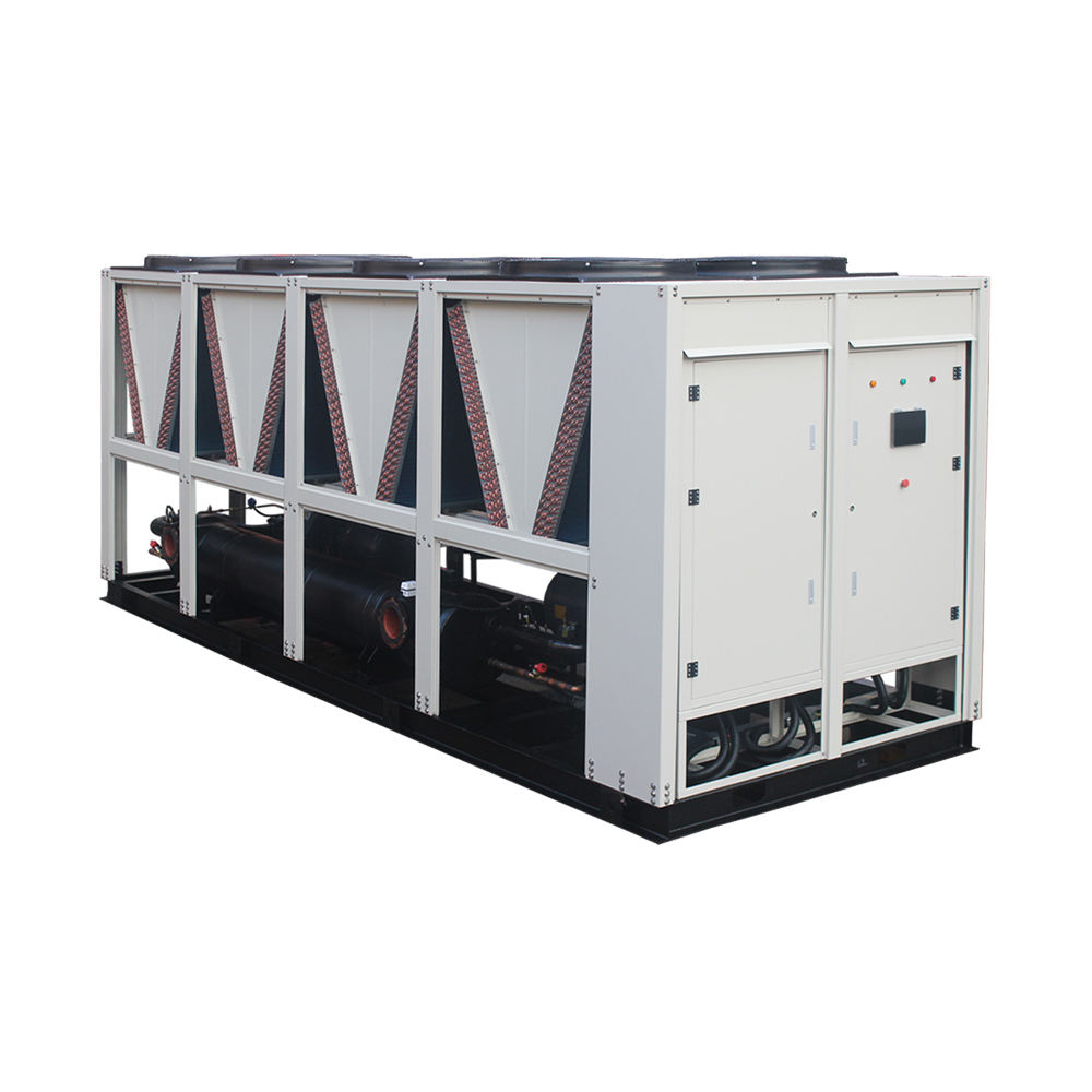 OEM industrial 200 ton Refrigeration Compressor Type Trane Air Cooled Chiller Price