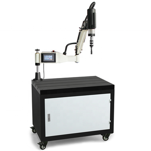 M3-M24 Auto Powerful Servo Motor Touch Screen CNC Electric Tapping Machine