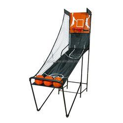single-shoot basketball arcade game system