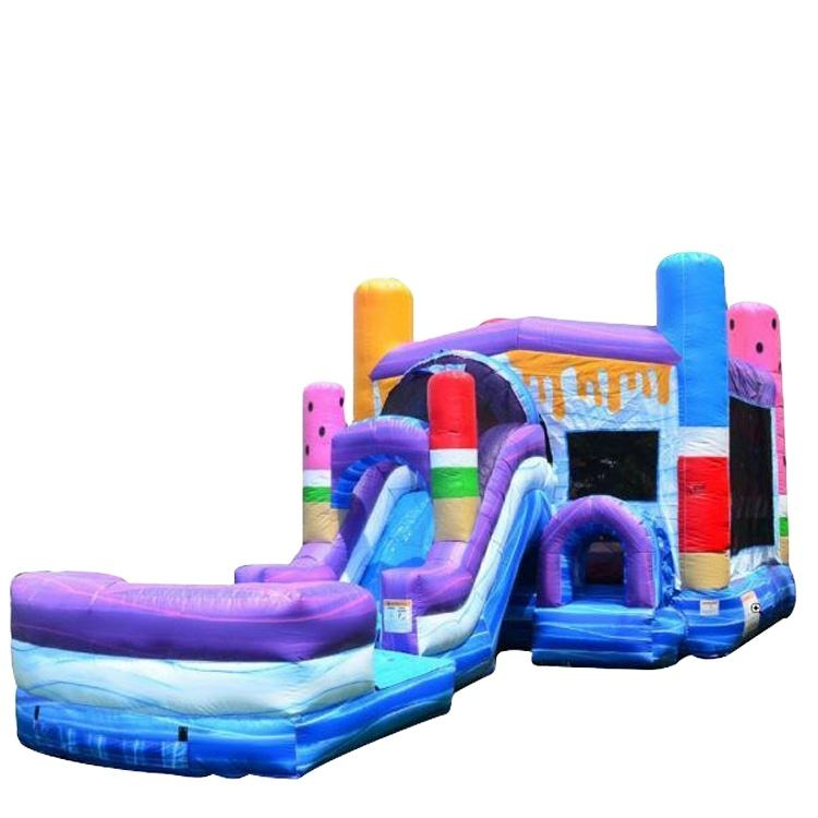 Best Sale inflatable bouncer slide big bouncy castles jumping balloons for sale