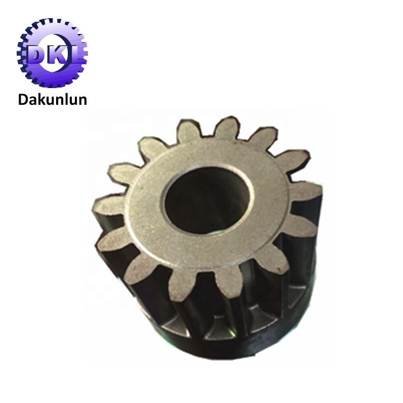 Customized Cast Iron Gear Spur Gear For Gearbox