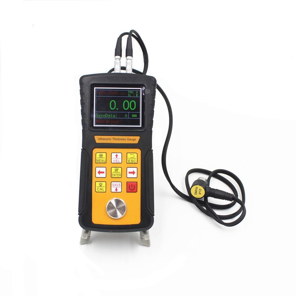 Digital Ultrasonic Thickness Gauge For Pipes JT160
