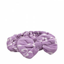 Hot Sale Microfiber Makeup Cute Design Hair Band for Women
