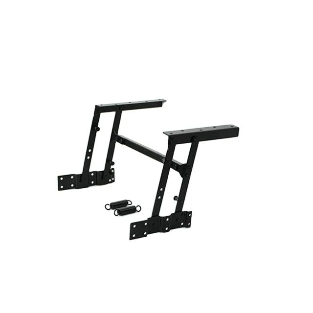 B04 Furniture Hardware Metal Lift Up Coffee Table Mechanism coffee table lifting frame