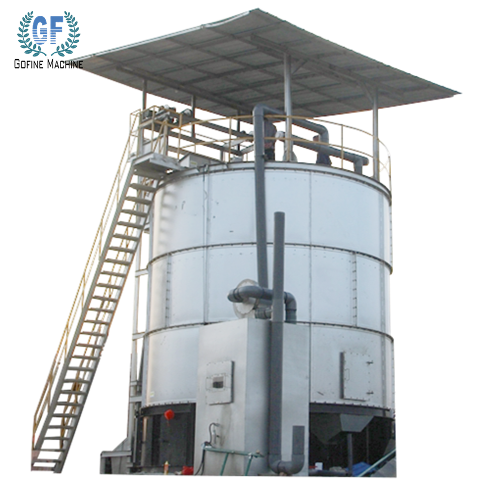 Special Animal manure fermenter for fertilizer manufacturers