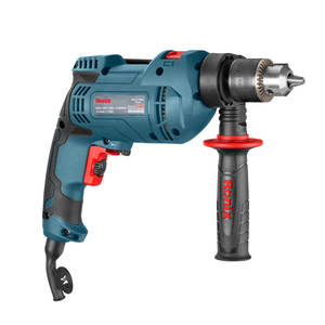 Fast Delivery Ronix Model 2212 High Quality 13mm 800W Price Heavy Duty Corded Electric Impact Drill Tool Set