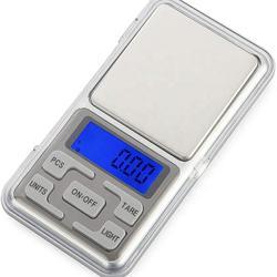 0.01g Mini Diamond Tester Selector Auto Calibration Pocket Jewelry Scale