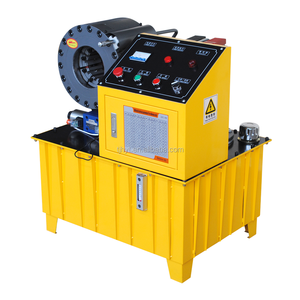 Finn-power used high pressure hydraulic hose crimping machine for sale