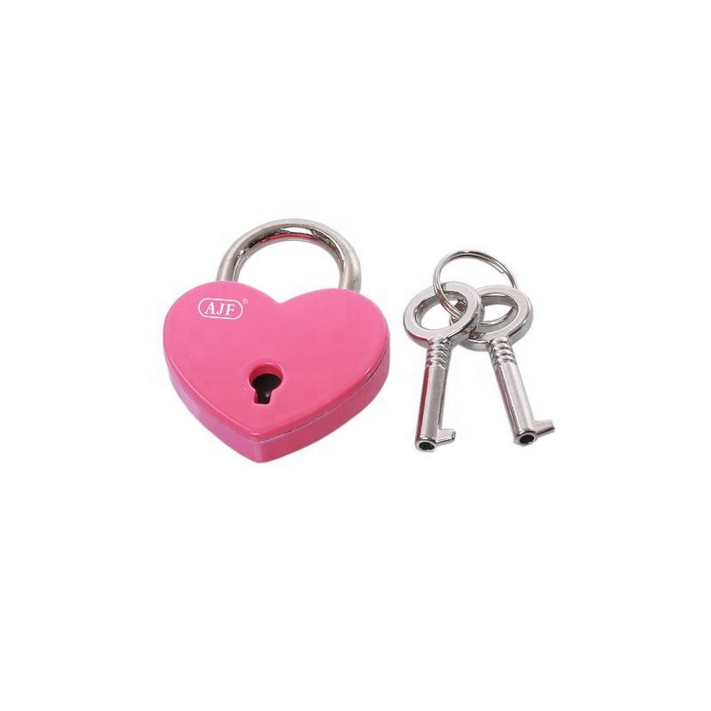 AJF High Quality Wholesale Lock Decoration For Leather Bag AndJewelry Box